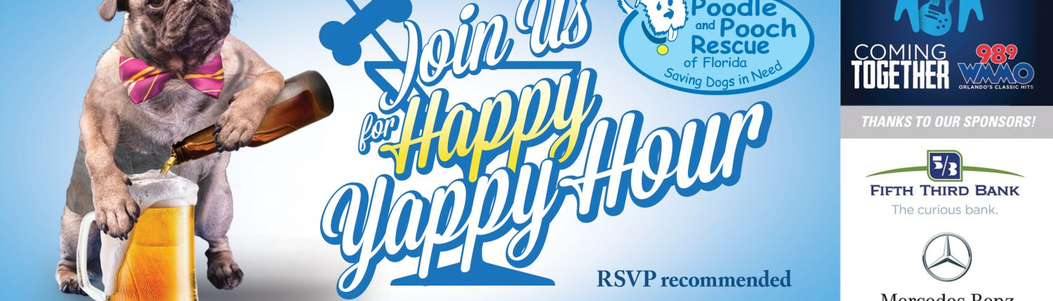 Yappy Facebook Event Masthead Banner