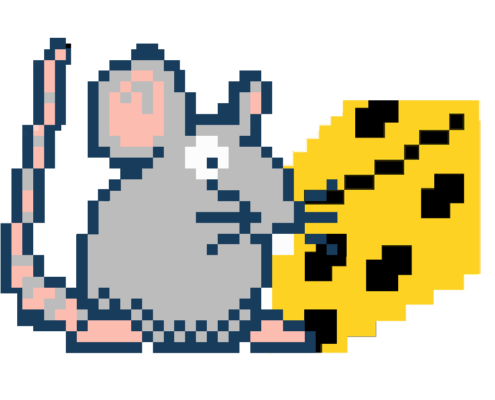 mouse-and-cheese-8bit