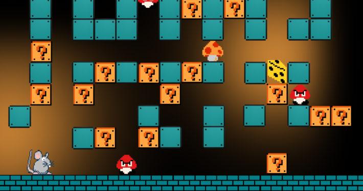 nes-maze
